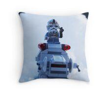 Battle Of Hoth Throw Pillow