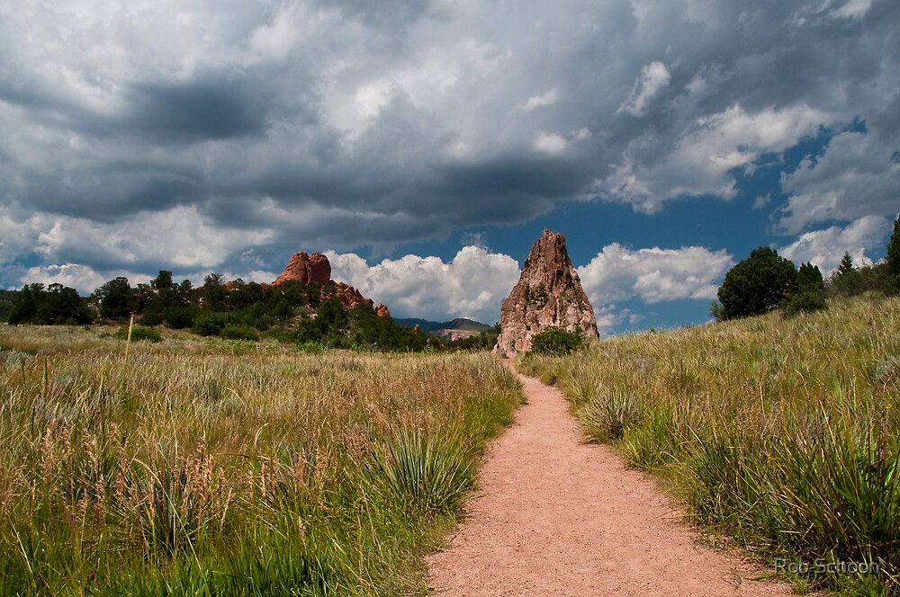 Garden of the Gods by Rob Schoon