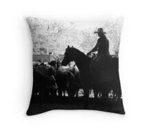 Ranch Cutting Throw Pillow