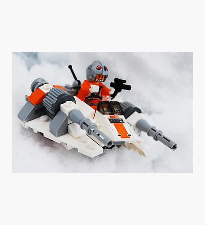 The Battle For Hoth Photographic Print
