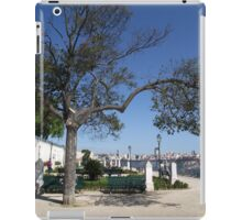 Overlooking Lisbon iPad Case/Skin