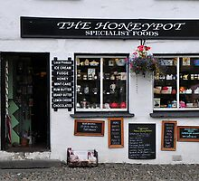 Shop in Hawkshead    -   Lake District by 29Breizh33