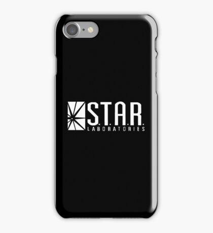 The Star Labs iPhone Case/Skin