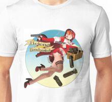 Helena Handbasket - Red Hot Riding Hood Unisex T-Shirt