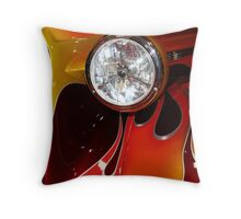 Spotlight on Flame Throw Pillow