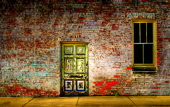 The Door by Christopher R Pitts