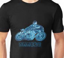 MOTORCYCLE ADDICT Unisex T-Shirt