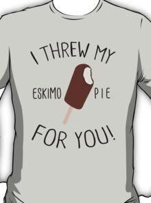 I threw my eskimo pie for you (version 2) - Orphan Black T-Shirt