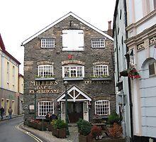 Ulverston Mill, Cumbria, England by artwhiz47