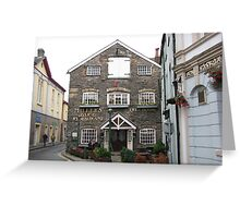 Ulverston Mill, Cumbria, England Greeting Card