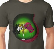 Ghoul in the pool Unisex T-Shirt