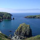 Mullion Cove by Gordon Hewstone