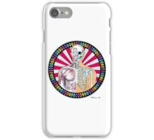 Psychedelic Anatomy  iPhone Case/Skin