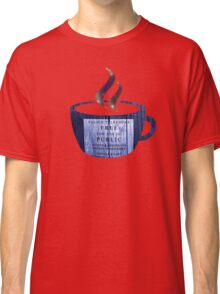 Tea with the Doctor Classic T-Shirt