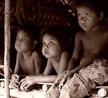 Orang Asli: Innocence - Taman Negara, Malaysia - 2009 by Nicole Cultraro