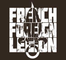 French Foreign Legion & Grenade by FFLinfo