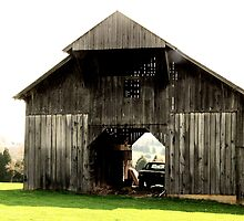 Barn 14_East Tennessee Barn by Hope Ledebur