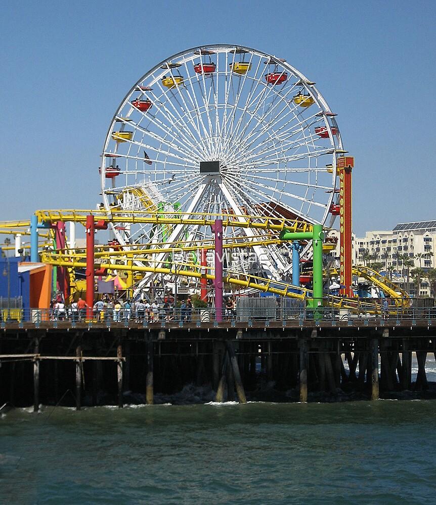Santa Monica Pier by Bellavista2