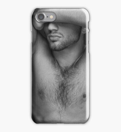 Silence Of The World Beyond iPhone Case/Skin