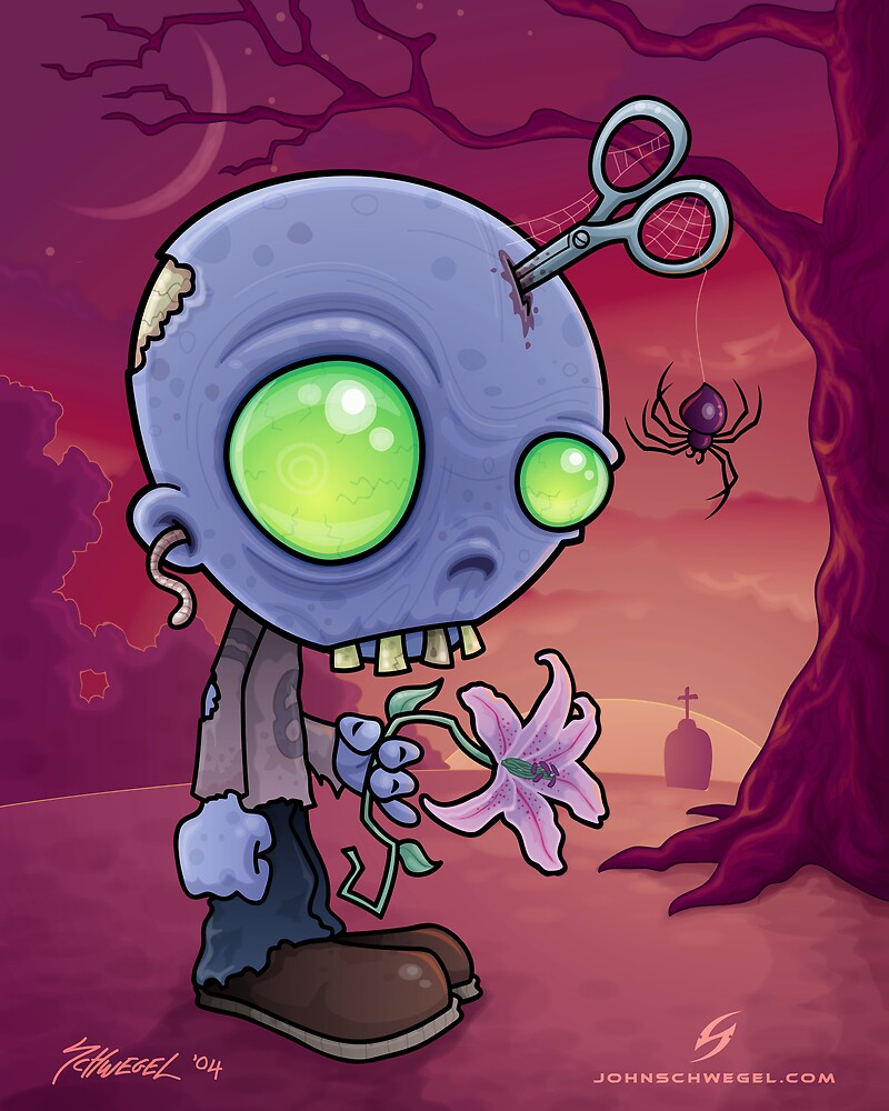 Zombie Jr. by fizzgig