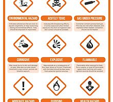 A Guide to Chemical Hazard Labels by Compound Interest