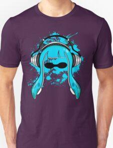 Inkling girl (Light Blue) Unisex T-Shirt