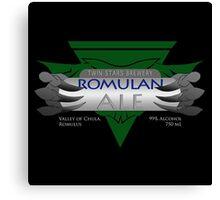 Fictional Brew - Romulan Ale Canvas Print