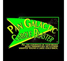 Fictional Brew - Pan Galactic Gargle Blaster Photographic Print