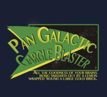 Fictional Brew - Pan Galactic Gargle Blaster Kids Tee