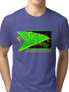 Fictional Brew - Pan Galactic Gargle Blaster Tri-blend T-Shirt