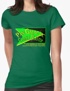 Fictional Brew - Pan Galactic Gargle Blaster Womens Fitted T-Shirt