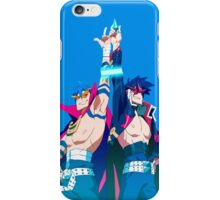 Simon & Kamina  iPhone Case/Skin