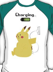 Pikachu Charging T-Shirt