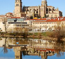 Salamanca-Reflections by inglesina