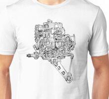 A-Series Transverse Engine Unisex T-Shirt