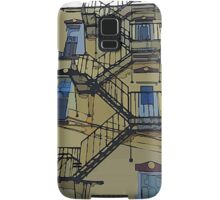 Union Mission Samsung Galaxy Case/Skin