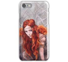 Warrior In Winter iPhone Case/Skin