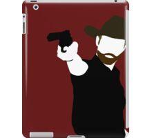 Rick Grimes Silhouette iPad Case/Skin