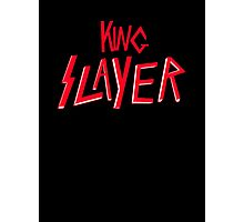 King Slayer (Jaime Lannister Shirt) Photographic Print