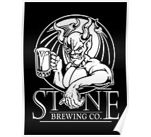 Stone Brewery Poster
