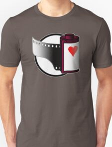 Love Film (or lose it?) Unisex T-Shirt