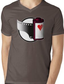 Love Film (or lose it?) Mens V-Neck T-Shirt