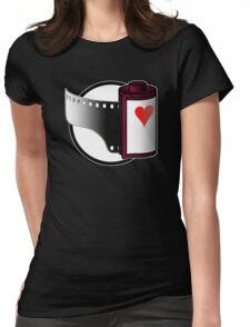Love Film (or lose it?) Womens Fitted T-Shirt