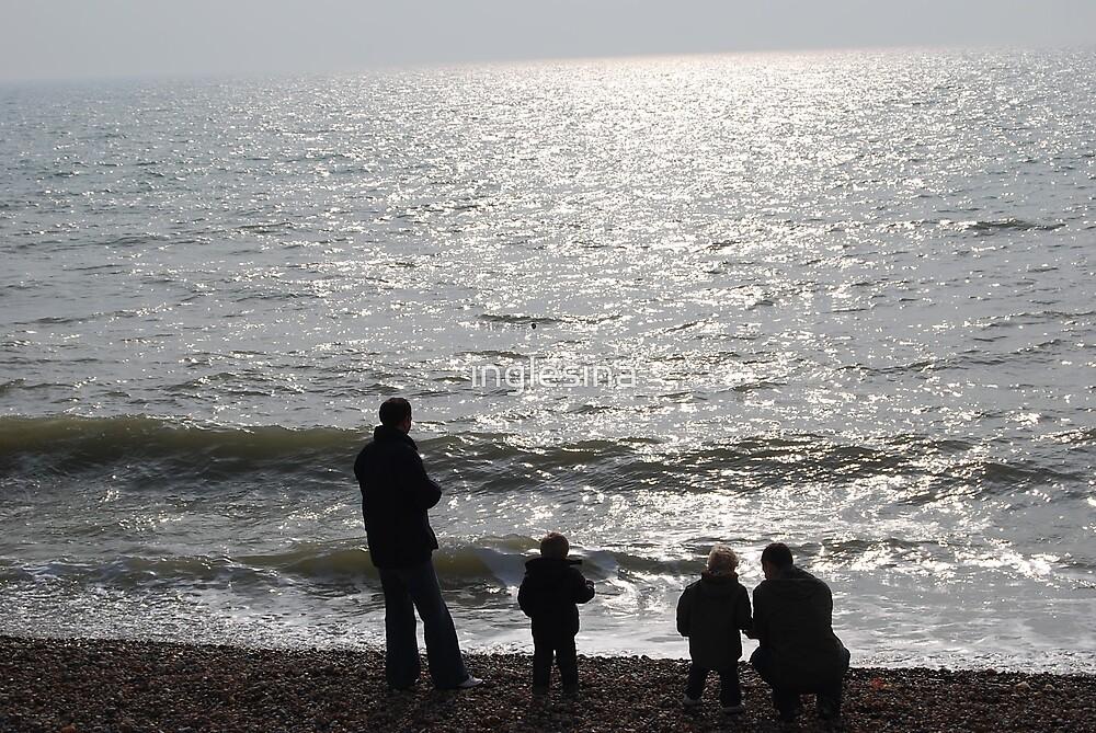 Boys at the Beach by inglesina