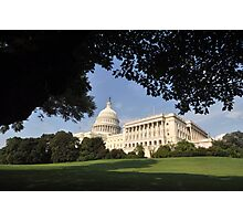 The United States Capital Photographic Print