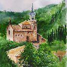Valldemossa Mallorca by lizzyforrester