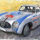 Mercedes Benz - sportcars by Yuriy Shevchuk