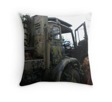 Lost at War Throw Pillow