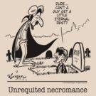 Unrequited Necromance by guigar