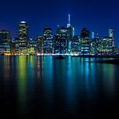 Manhattan After Dark by Chris Lord